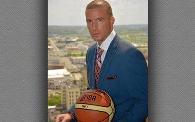 Dohn Prep Program Head Basketball Coach Travis McAvene