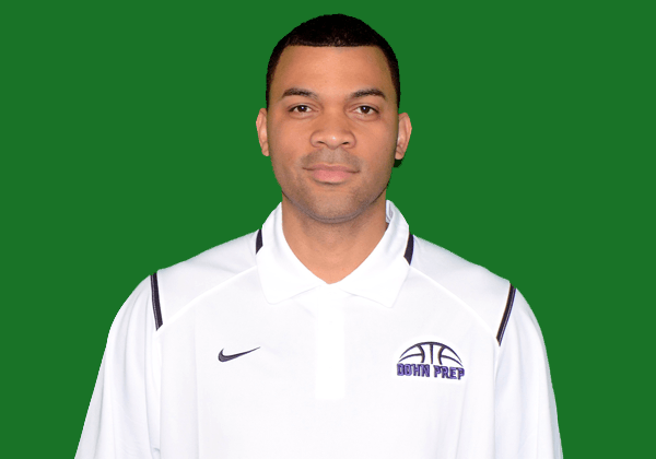 Samuel Villegas, Dohn Prep Basketball Head Coach
