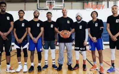 Dohn Prep Basketball Player Miggy Makes it to the Pros