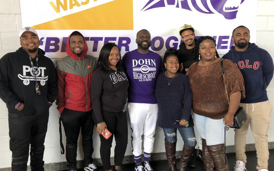 Dohn's First Alumni Association Breakfast